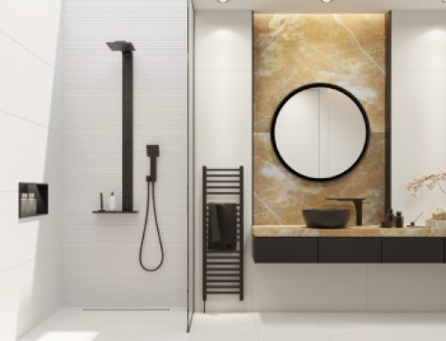 Featured Thermostatic Shower Systems